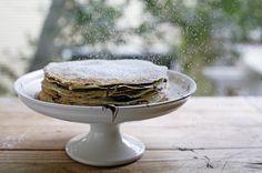 Nutella Crêpe Cake recipe on Food52.com