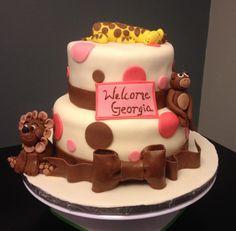 Cake Art by Jen on Pinterest Gene Simmons, Monkey Baby ...