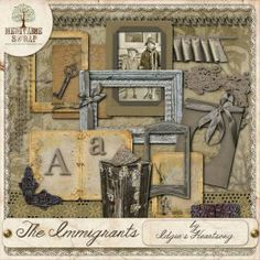 THE IMMIGRANTS by Idgie's Heartsong
