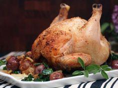 Roast a Chicken Vertically on a Bundt Pan