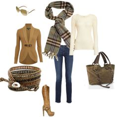 Warm Tones, created by #shellyontour on #polyvore. #fashion #style Etoile Isabel Marant Lauren Ralph Lauren