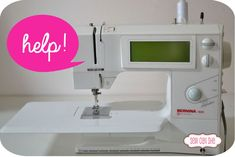 Sewist's Troubleshooting Steps {for the frustrated sewing machine} — Sew Can She   Free Daily Sewing Tutorials