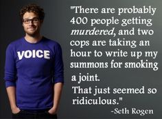Seth Rogen - Speaking Truth