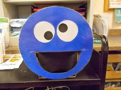 Fun with Friends at Storytime: Cookies for Cookie Monster