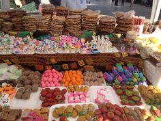 Día de muertos o Hanal pixan (comida de las almas) Dulces tradicionales