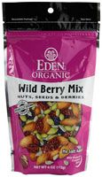 Eden Foods Organic Wild Berry Mix Nuts Seeds and Berries
