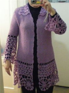 Same basic cardigan just different colors ~!~