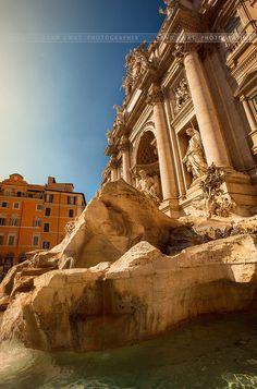 La Fontana di Trevi - Roma - Italy