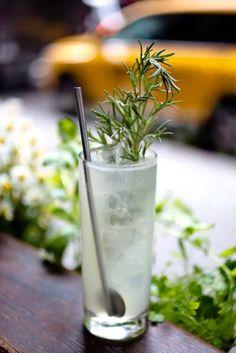 Summer Solstice Cocktails