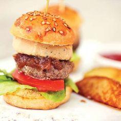 Recette de Burger Fo
