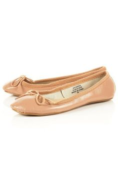 Great topshop ballet flats for summer