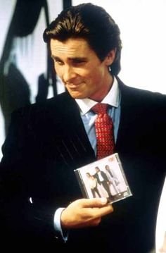 Best Dressed Characters in Film - Christian Bale American Psycho