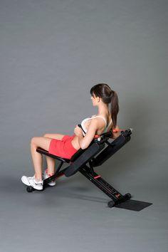 Total Flex Gym: Abdominal Crunch (Abdominals)