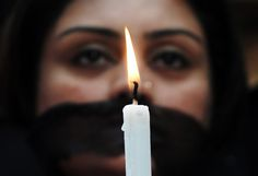 A demonstration to protest sexual violence against women in Kolkata on Saturday.
