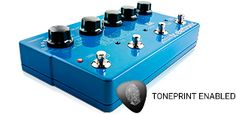 TC Electronic guitar pedals feature iOS/Android apps for downloading TonePrints, signature sounds of guitar greats