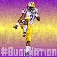 Buga Nation! Photo taken by @bayou_edits_ on Instagram, pinned via the InstaPin iOS App! (09/07/2014)