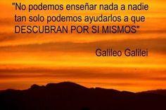 Frases Galileo