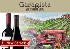The Reverse Wine Snob: Garagiste Series From Gold Medal Wine Club - Discover Something New. Small lot wines delivered straight to your door. Post sponsored by Gold Medal Wine Club. http://www.reversewinesnob.com/2014/10/garagiste-series-gold-medal-wine-club.html #wine #winelover