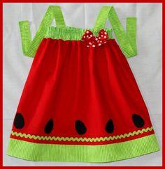 love watermelon dress