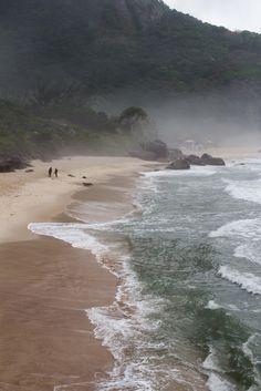 Prainha Beach, Rio de Janeiro, Brazil.