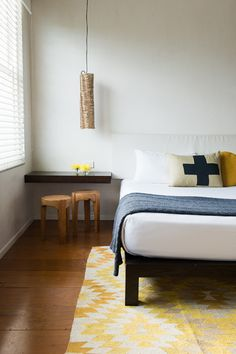 Sexy contemporary room styling
