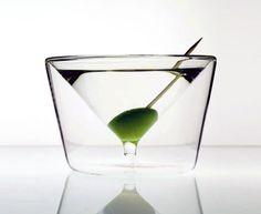 Different martini glass