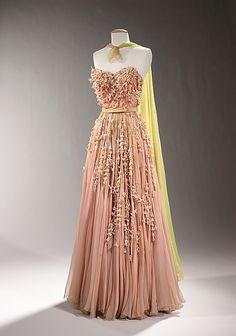 Dress    Sophie Gimbel, 1955