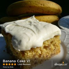 """Banana Cake VI 