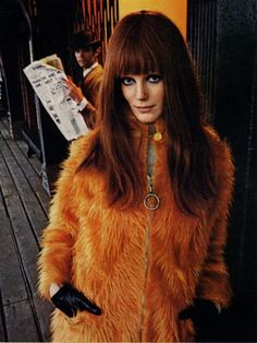 60's fashion, I remember seeing this image in fashion school - loved it!!- that hair tomorrow