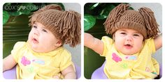 Cabbage Patch Doll Hat Tutorial available for free :)