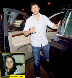 Scoop: Varun Dhawan makes it official with girlfriend Natasha Dalal!  #VarunDhawan
