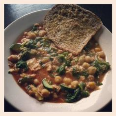 Tuscan Soup -E| Trim Healthy Mama