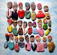 pebble people!