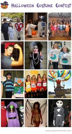 Unique Halloween Costumes