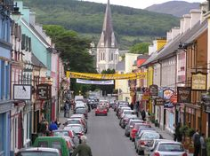 Kenmare, Co.Kerry, Ireland - LOVE this town!