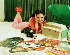 terriers, vinyls, rosemcgowan, boston, roses, style icons, rose mcgowan, blog, plastic surgery