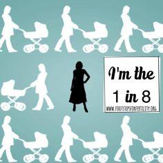 I am #1in8 it doesn't define me, it's just a part of who I am.