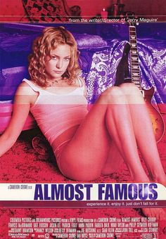 fav movi, famous 2000, famous2000, movi poster, famous poster, book music, blue jean, book film, almost famous