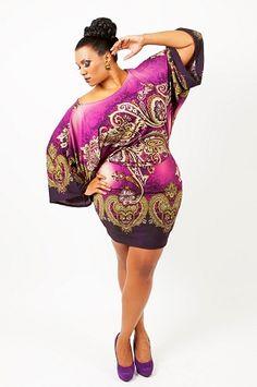 Chrissy Kimono Dress