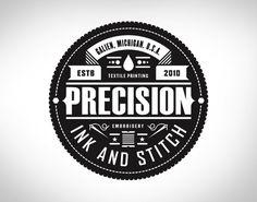 graphic design, badg, retro logos, graphicdesign, logos design, identity design, kendrick kidd, stitches, ink