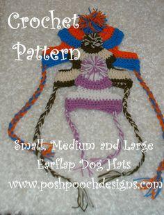 Instant Download  Crochet Pattern Bundle  by poshpoochdesigns, $6.99