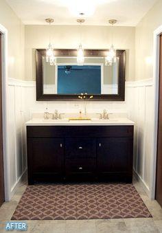 Better After bathroom vanity