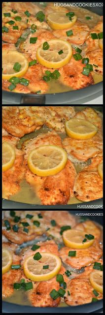 MOST AMAZING CHICKEN FRANCESE - Hugs and Cookies XOXO