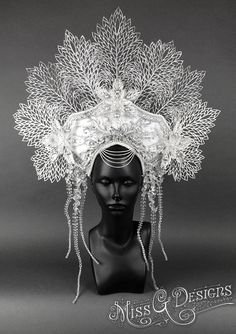 Ice Queen Headdress