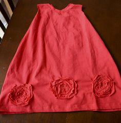 dress from tshirt