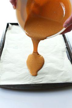 DIY-Peanut-Butter-Chips!, vegan