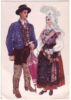 Slovenian National Costume