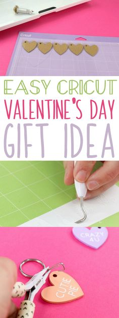 If you're looking for a fun and Easy Cricut Valentine's Day Gift Idea, this is for you! We decided to create some fun DIY Valentine's Day Keychains you'll love. #cricut #diecutting #diecuttingmachine #cricutmachine #cricutmaker #diycricut #diycricutprojects #cricutideas #cutfiles #svgfiles #diecutfiles #cricutideas #diycricutprojects #cricutprojects #cricutcraftideas #diycricutideas #ValentinesDay #valentines
