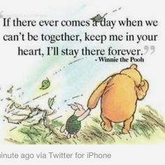 Aww never too old for Winnie the Pooh quotes