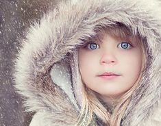 Her eyes will glimmer
